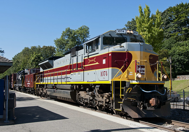 NS 1074 at Mountain Lakes, NJ