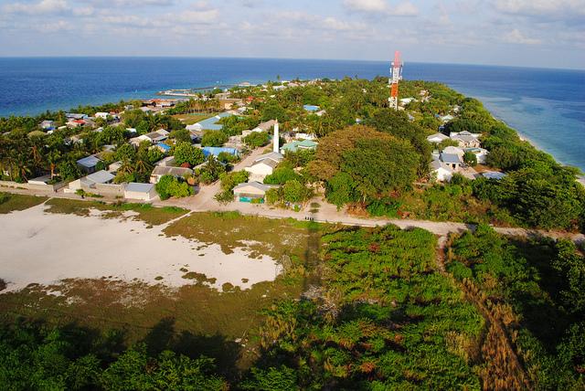 Iguraidhoo岛