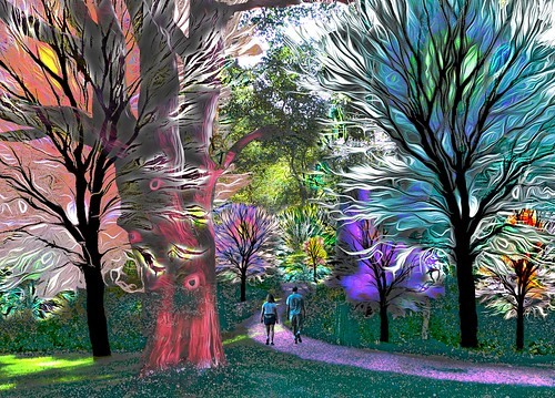 park blue trees red white color green eye art digital forest photoshop landscape real yahoo google flickr state image or massachusetts air manipulation it national believe montage absolutely imagination colourful magical walkers imp android geographic bing newburyport facebook stumbleupon daum modslay
