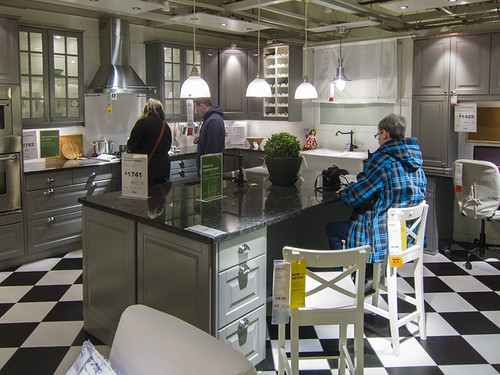 Big Kitchens for Big house