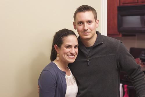 Maria and Brandon