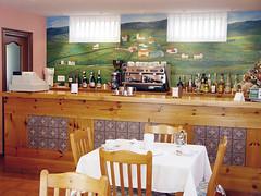 Cafetería. Hotel Villanueva