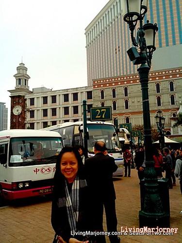 Day 3: En Route Macau