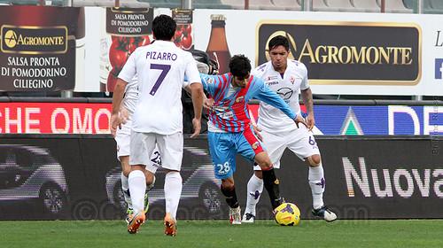 Catania-Fiorentina 0-3: commento