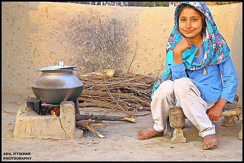 Cute Pakistani Punjabi Village Girl  Punjabi People  Treeesnow  Flickr-3494