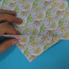 สอนวิธีพับกระดาษเป็นช้าง (แบบของ Fumiaki Kawahata) 021