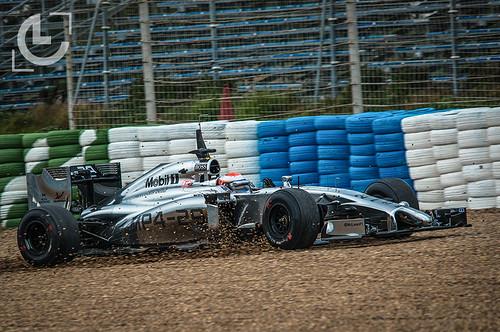 Test F1 Jerez 2014