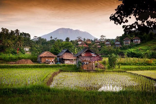 Sidemen, Bali