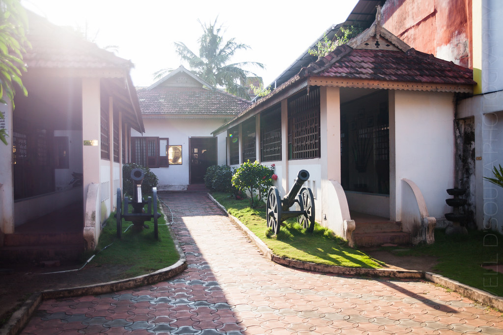 The Police Museum, Fort Kochi