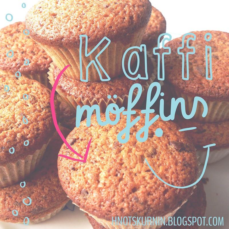 Kaffumöffins