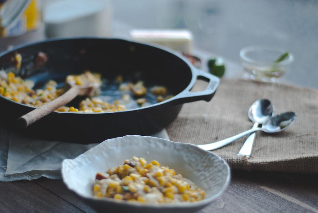 Creamed corn-8