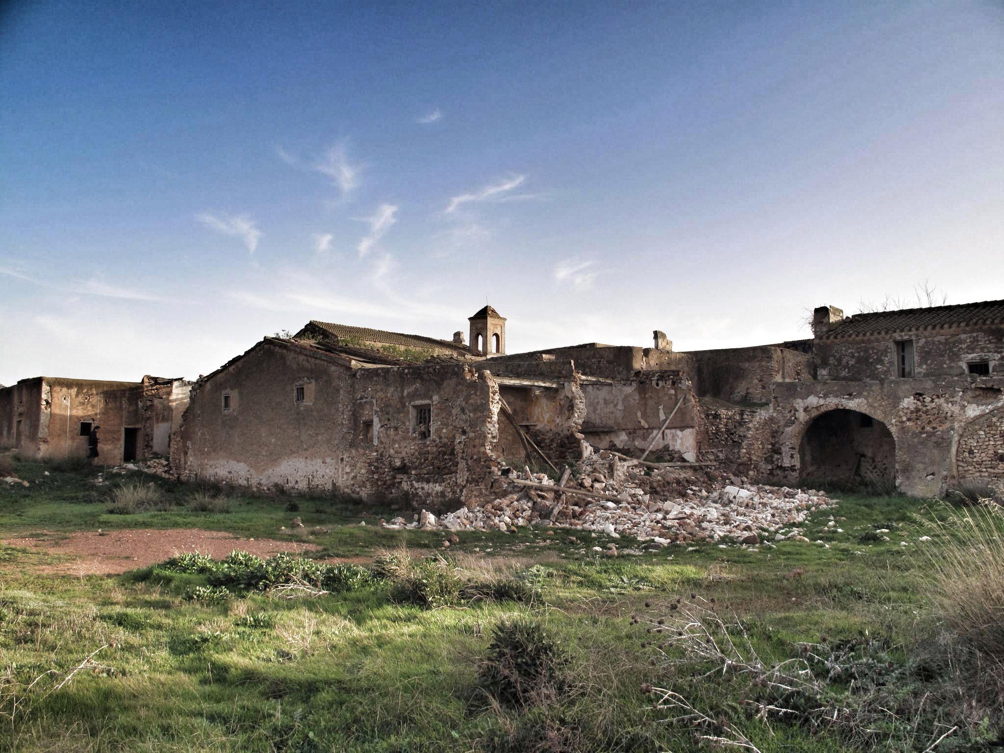 cortijo del fraile_rehabilitacion_ruina_arquitectura