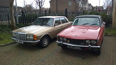 W123 and P6