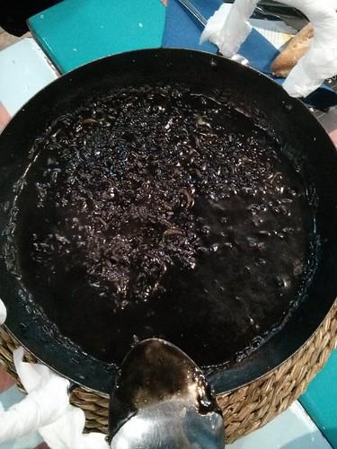 Zaragoza | La mar salada | Arroz negro