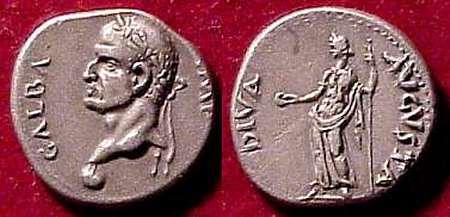 Galba coin RIC_0013