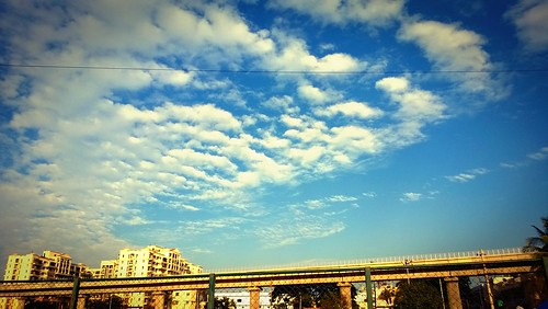 bridge sky clouds landscape nokia construction day metro bangalore rail carlzeiss wpphoto wearejuxt lumia920
