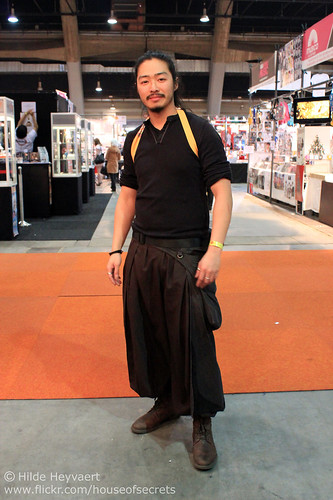 The guy from Aoi Clothing