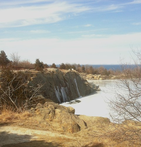 Quarry at Halibut Point by randubnick