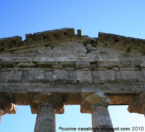 Paestum Tempel Ceres
