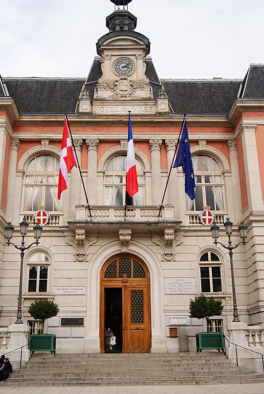 Hôtel de Ville de Chambéry