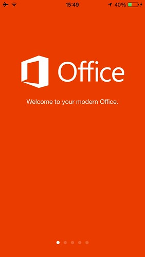 Office mobile ios