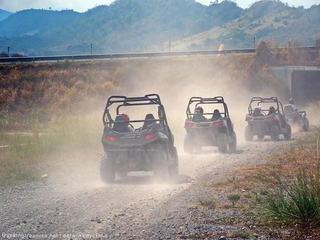 ATV and UTV ride At Sandbox Alviera, Porac, Pampanga