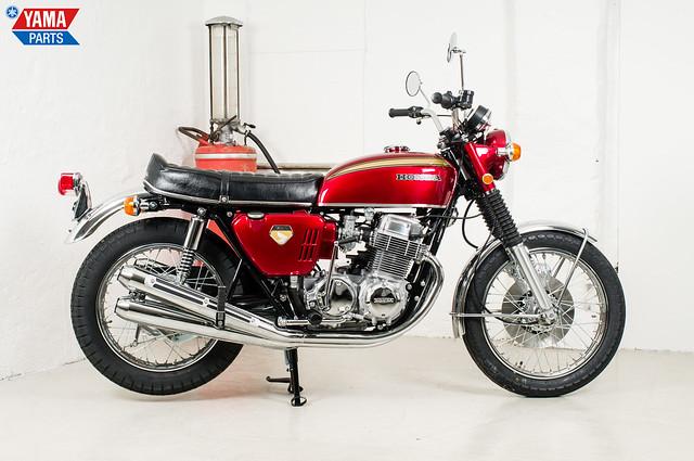 Honda CB750 Sandcast 1969 01