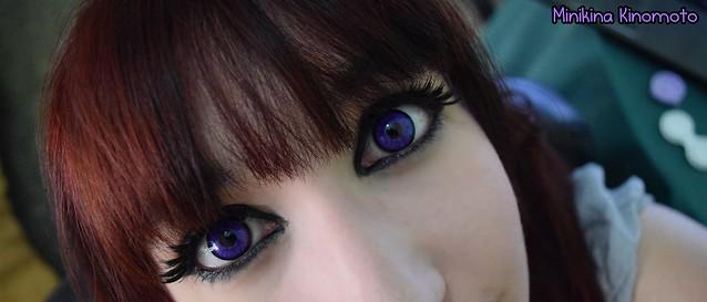 Review  DollyEye Violet Lens EOS V209LB | Lens Village