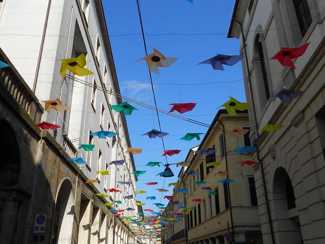 girandole, via Angeli, Rovigo