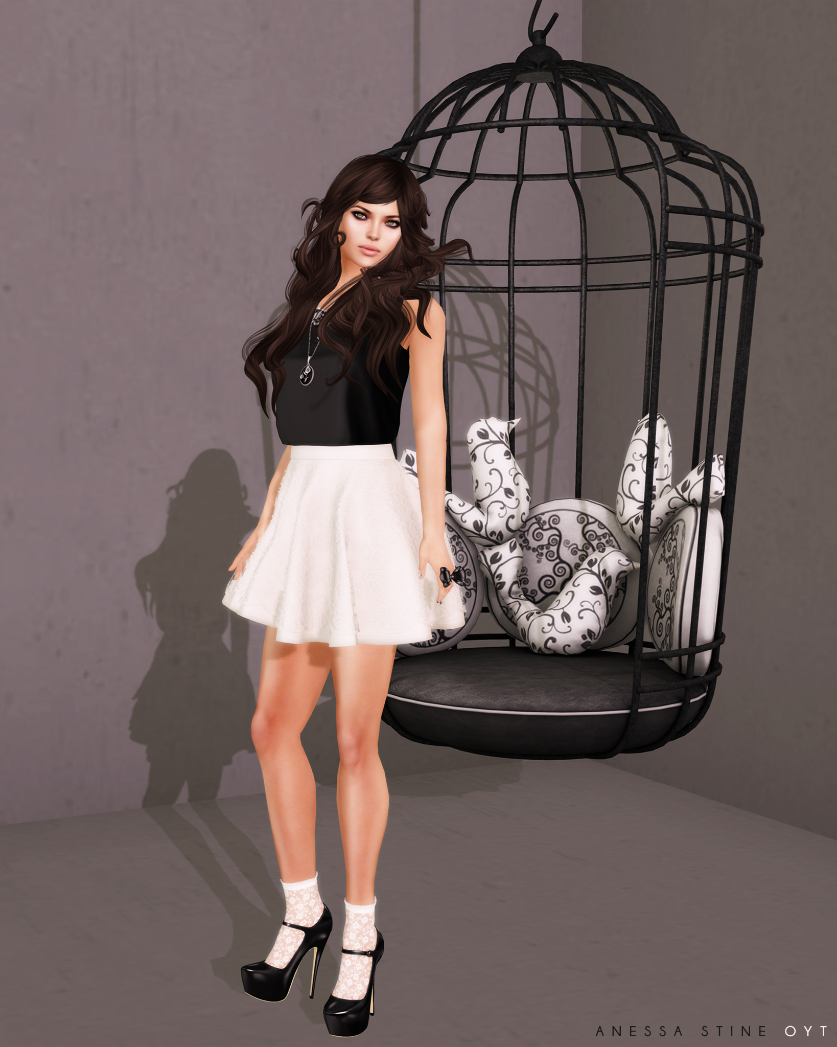 On Your Toes Blog: Caged Bird