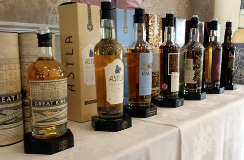 Compass Box Whisky Tasting