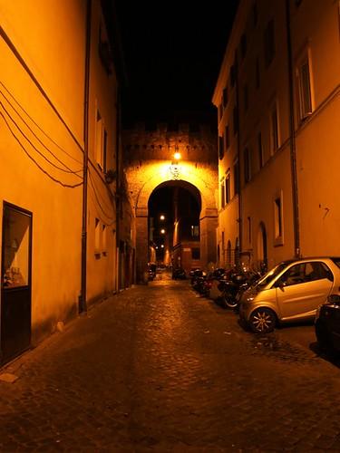Vicolo di Borgo Pio