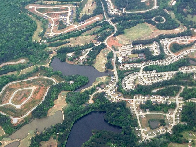 sprawl in Georgia (c2014 FK Benfield)