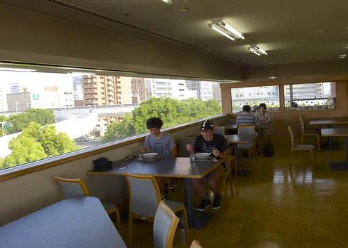 140529 スガキヤ愛知県図書館店