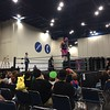 Live wrestling at Comicpalooza!