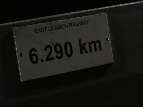 18 - East London Railway Marker