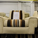 3 + 2 + 1 Fabric Sofa Set