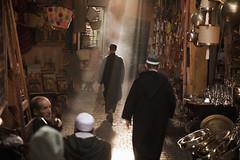 'Moroccan Light', Morocco, Marrakech, Medina