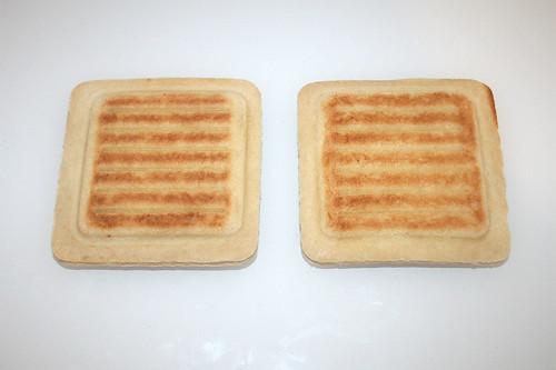 04 - Hochland Toast it! - ausgepackt / unwrapped