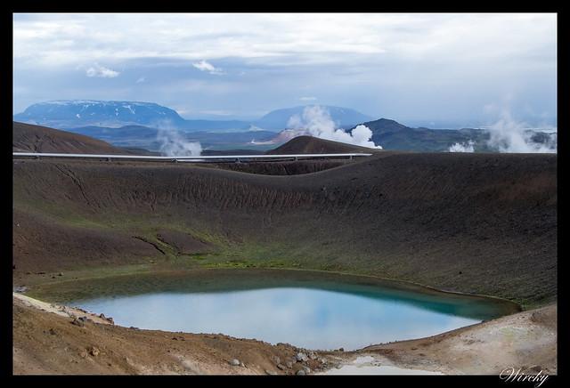 Volcán Krafla