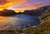 Chapman's Peak Overlooking Hout Bay, Cape Town, South Africa :: HDR