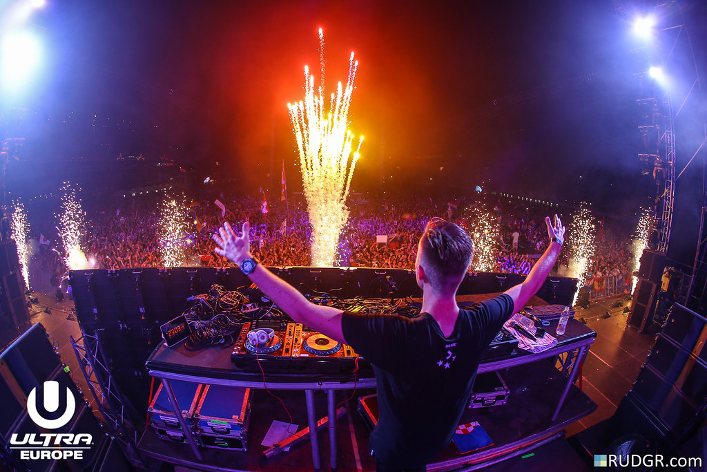 Nicky Romero @ Ultra Europe 2015