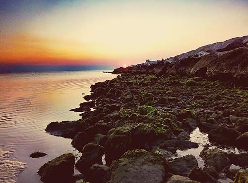 sea summer sky italy sun sunrise cesenatico molodicesenatico