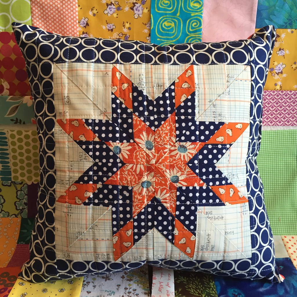 Lone Star Pillow