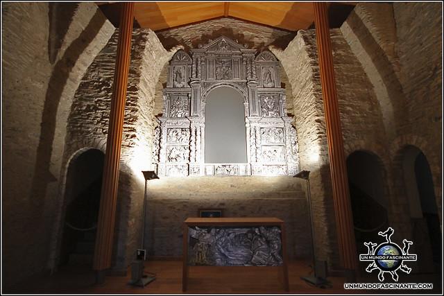 Antiguo Santuario de Meritxell, Andorra.