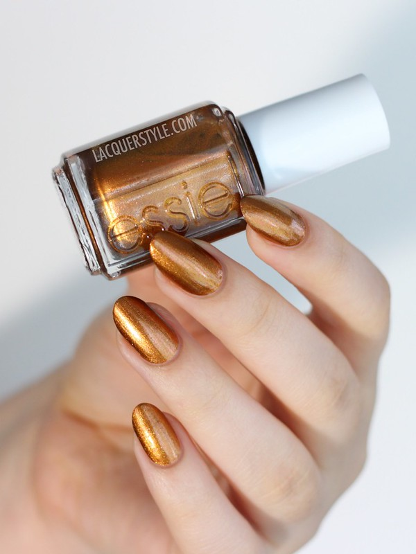 Leggy Legend from the Essie Fall 2015 Leggy Legend Collection
