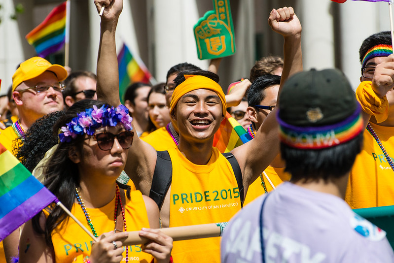 San Francisco Pride / University Of San Francisco