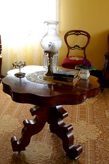 Table That Belonged to Mary Surratt