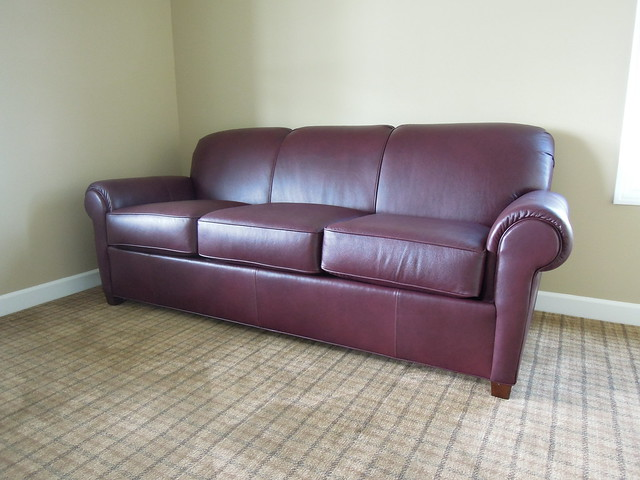 norwalk sleeper sofa in leather flickr photo sharing