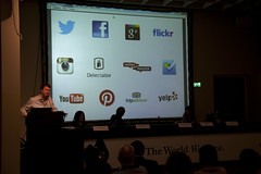 Vinitaly 2013 - Digital Media Technology & Wine SERIES  Seminar 2 ? Social Media Marketing & Wine
